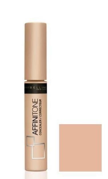 Maybelline Affinitone Concealer - Korektor w płynie 03 Sand, 7,5 ml