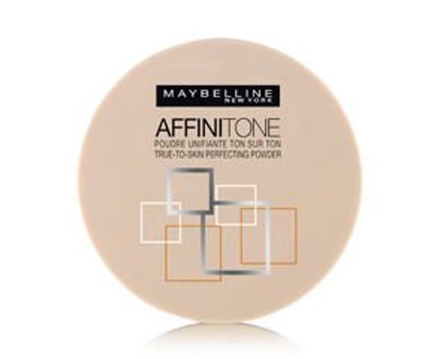 Maybelline Affinitone Pressed powder Prasowany puder: 24 Golden