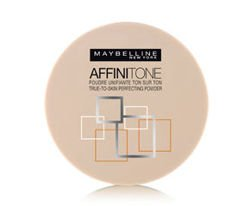Maybelline Affinitone Pressed powder Prasowany puder 3 Light sand