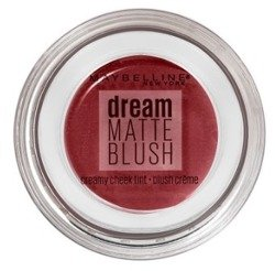Maybelline Dream Matte Blush Róż do policzków w kremie 80 Burgundy Flush 6g