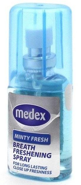 Medex Odświeżacz do ust Minty Fresh 20ml