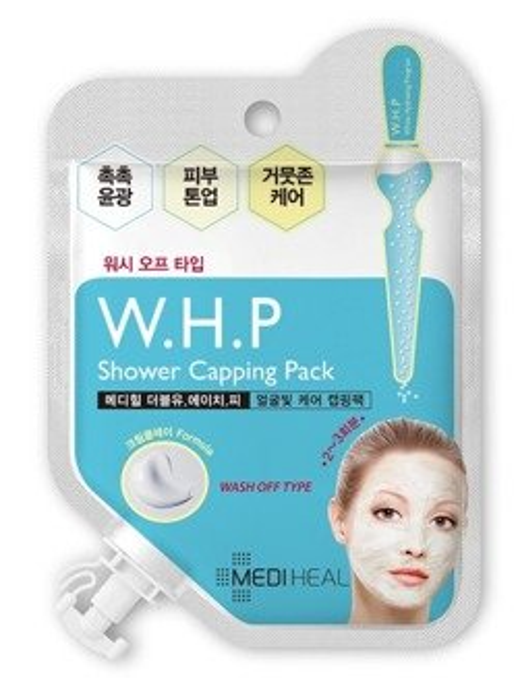 Mediheal W.H.P Maska oczyszczająco-rozjaśniająca do twarzy
