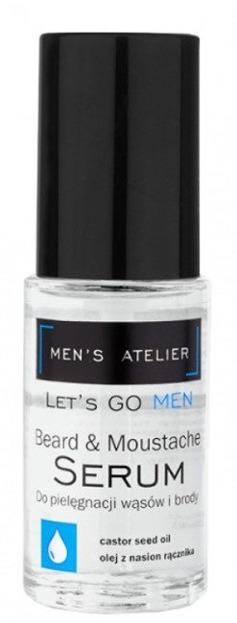 Men's Atelier Serum do pielęgnacji wąsów i brody 30ml