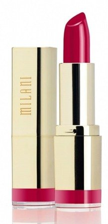Milani Color Statement Lipstick - Kremowa pomadka do ust 08 Ruby valentine