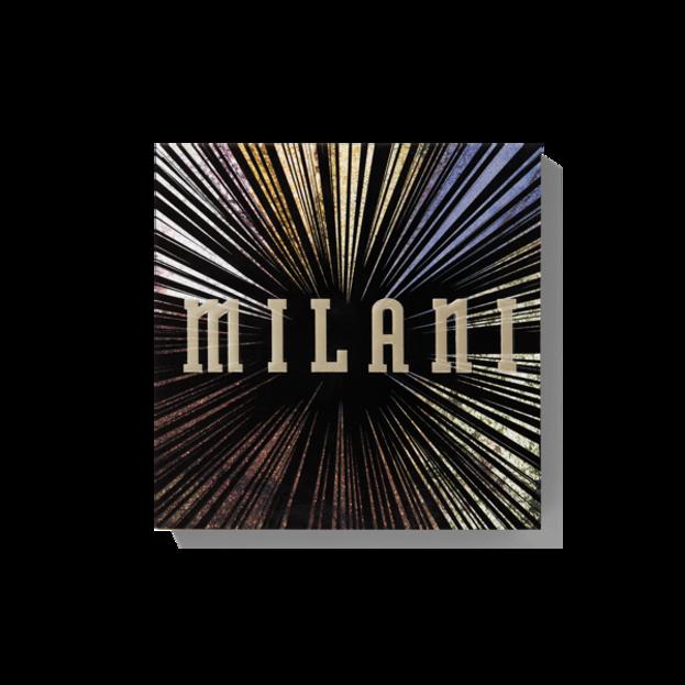 Milani GILDED NOIR  Eyeshadow Palette Paleta cieni do powiek