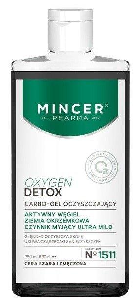 Mincer Pharma OxygenDetox Gel Żel oczyszczający N1511 250ml