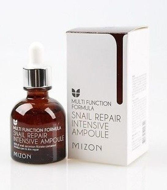 Mizon Snail Repair Intensive Ampoule - Odmładzające serum do twarzy z zawartością śluzu ślimaka 30 ml