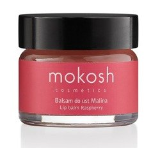 Mokosh Balsam do ust Malina 15ml