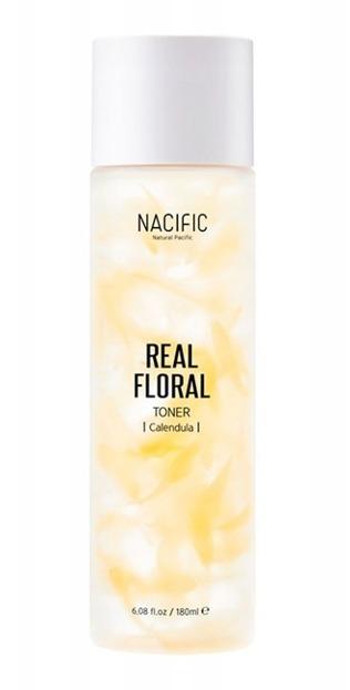 NACIFIC Real Floral Toner Calendula Nagietkowy tonik do twarzy 180ml