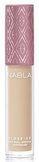 Nabla Close-Up Concealer Stay Full Smooth Korektor w płynie Ivory 4ml