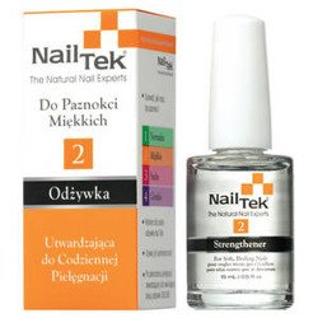 Nail Tek Intensive Therapy II- Odżywka utwardzająca do codziennej pielęgnacji cienkich,miękkich i rozdwajających się paznokci