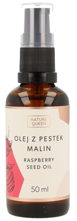 Nature Queen Olej z pestek Malin 50ml