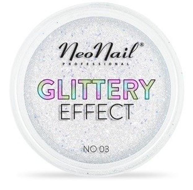 Neonail 5550-1 Glittery Effect Pyłek do paznokci 03