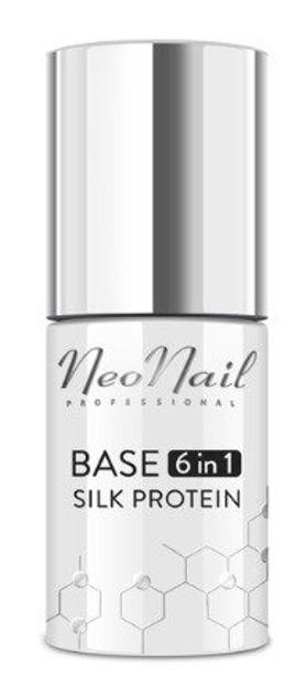 Neonail Base 6in1 Silk Protein Proteinowa baza 7,2ml