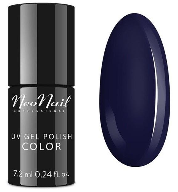 Neonail Lakier hybrydowy Classy Blue 7,2ml