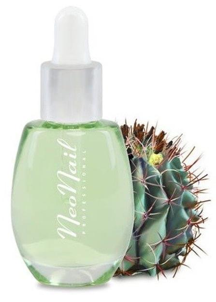 Neonail Oliwka do skórek Kaktus 15ml