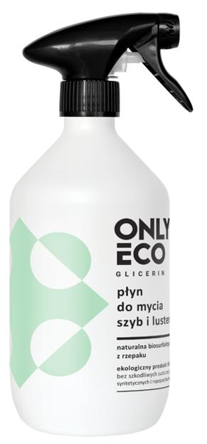 Onlyeco Płyn do mycia szyb i luster 500ml