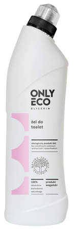 Onlyeco Żel do toalet 750g