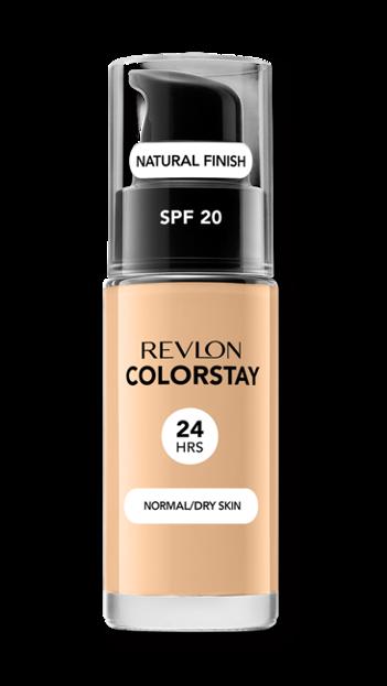 Revlon Colorstay 24HRS Podkład do suchej i normalnej z pompką 135 Vanilla 30ml