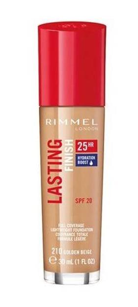 Rimmel Lasting Finish 25h Długotrwały podkład do twarzy 201 30ml