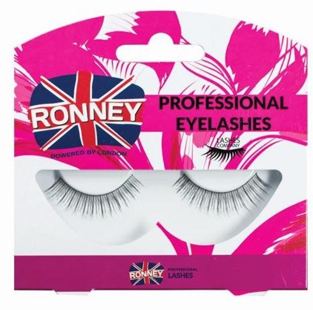 Ronney Professional Eyelashes Sztuczne rzęsy RL 00014