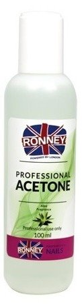 Ronney Professional Nail Acetone Aloe Aceton 100ml