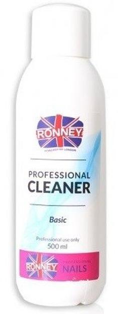 Ronney Professional Nail Cleaner Basic Płyn do odtłuszczania paznokci 500ml