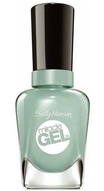 SALLY HANSEN Miracle Gel - żelowy lakier do paznokci 14,7ml - 290 Grey Matters