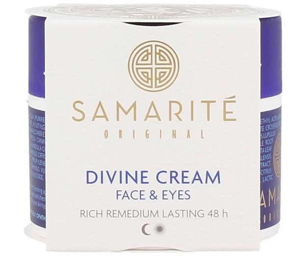 SAMARITE Divine Cream Face eyes Odmładzający krem do twarzy 45ml
