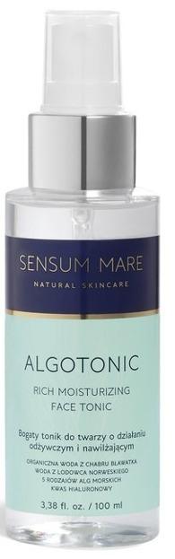 SENSUM MARE AlgoTonic Tonik o działaniu nawilżającym i odżywczym 100ml