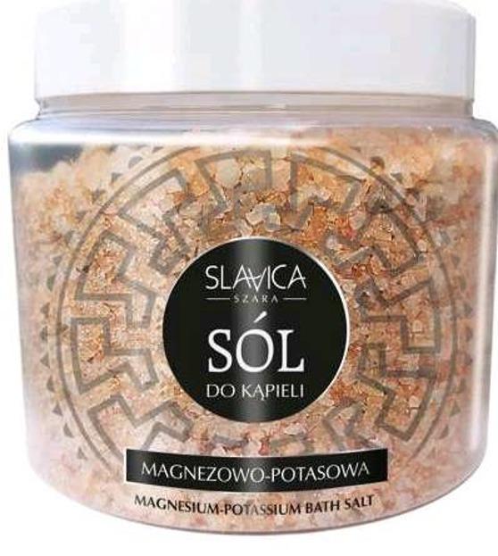 SLAVICA szara sól magnezowo-potasowa 500g