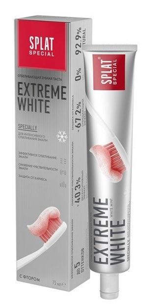 SPLAT SPECIAL Silnie wybielająca pasta do zębów Extreme White 75ml