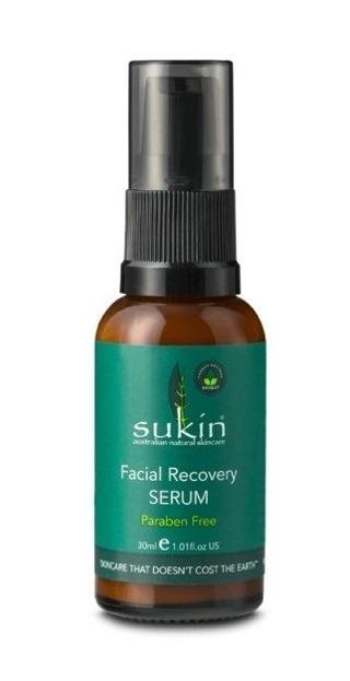 SUKIN Super Greens Serum detoksykująco-naprawcze 30ml