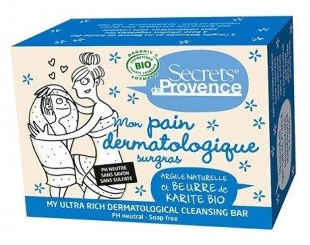 Secrets de Provence Mydło dermatologiczne 90g