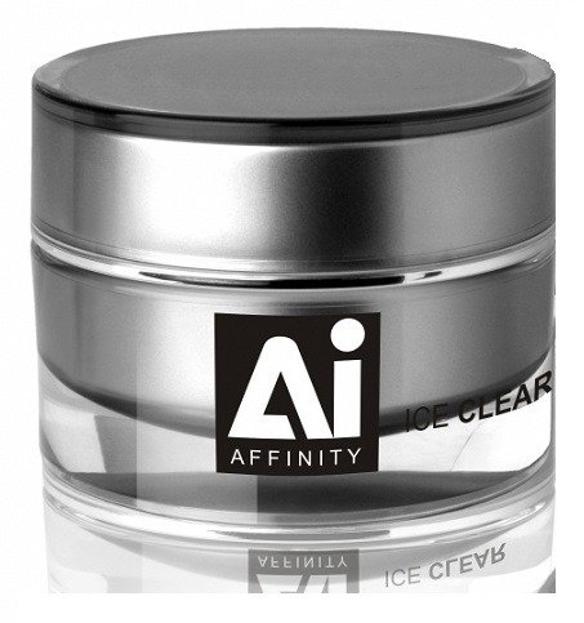 Silcare Affinity Gel Ice Clear Żel do paznokci 30g