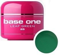 Silcare Base One Color Glass 25 Leaf Green Żel kolorowy 5g