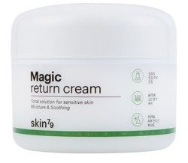 Skin79 Magic Return Cream Wielofunkcyjny krem nawilżający do twarzy 70ml