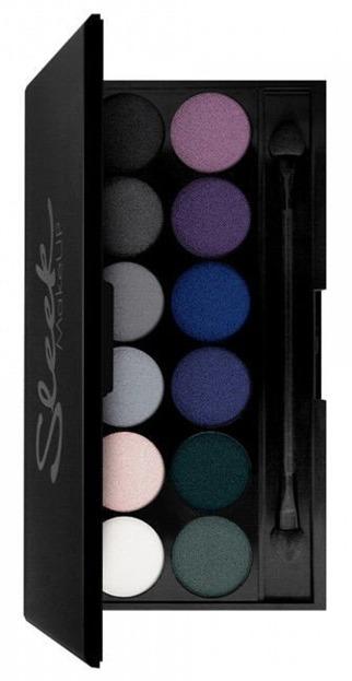 Sleek Makeup I-Divine Paleta 12 Cieni, BAD GIRL