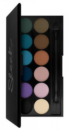 Sleek Makeup I-Divine Paleta 12 Cieni, THE ORIGINAL