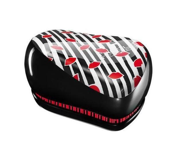 Tangle Teezer Compact Styler - Kompaktowa szczotka do włosów Lulu Guinness