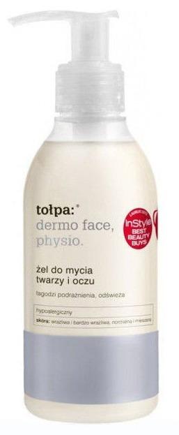 Tołpa Physio- Żel do mycia twarzy i oczu