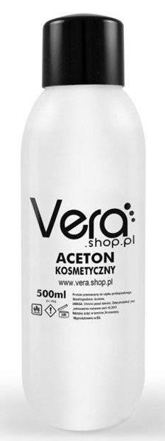 VERA Aceton kosmetyczny 500ml