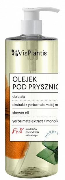 Vis Plantis Olejek pod prysznic Yerba, monoi 300ml