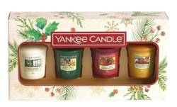 Yankee Candle Magical Christmas Zestaw 4x sampler