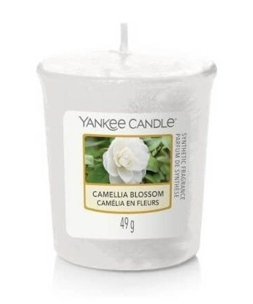 Yankee Candle Sampler Świeca Camellia Blossom 49g
