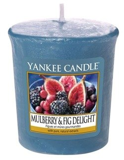 Yankee Candle Sampler Świeca Mulberry & Fig Delight  49g