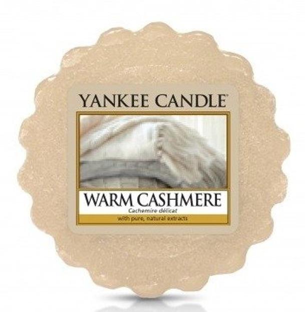 Yankee Candle Wosk Warm Cashmere