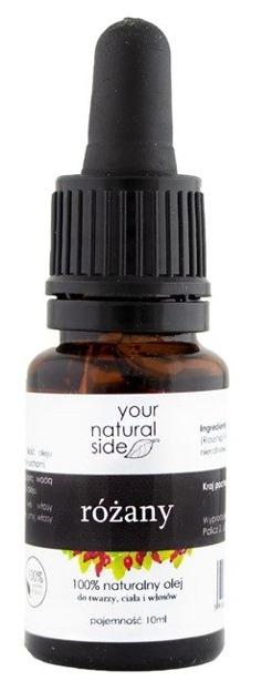 Your Natural Side Olej różany  100% naturalny 10ml