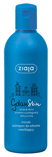 Ziaja GdanSkin Morski szampon nawilżający do włosów 300ml