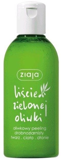 Ziaja Liście Zielonej Oliwki peeling drobnoziarnisty 200ml